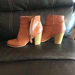 Boots from Charlotte Russe. Barley worn.